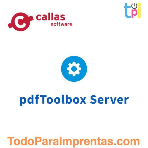 PDF ToolBox Server v8