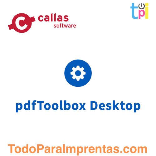 Callas PDF ToolBox 8