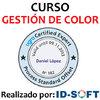 Curso Online Gestión de Color