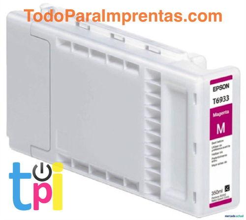Tinta Epson SC-T3200/T5200/T7200 Magenta 350 ml.