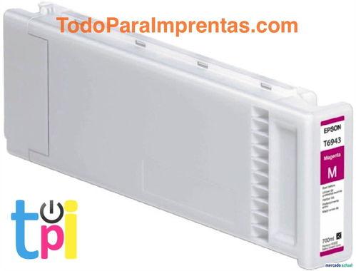 Tinta Epson SC-T3200/T5200/T7200 Magenta 700 ml.