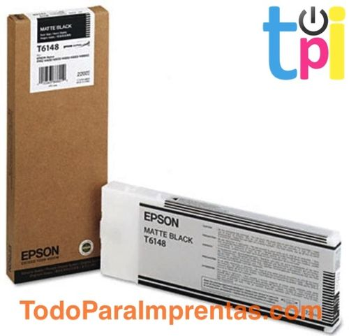 Tinta Epson SP 4400/4450 Negro 220 ml.