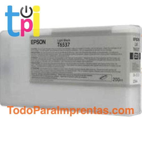 Tinta Epson 4900 Gris 200 ml.