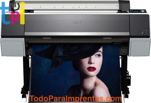 Plotter Epson SureColor SC-P8000 STD + Rollo Papel Fogra GRATIS