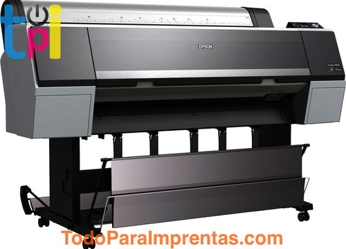 Plotter Epson SureColor SC-P8000 Spectro + Rollo Papel Fogra GRATIS