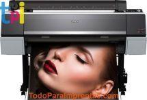 Plotter Epson SureColor SC-P9000 STD + Rollo Papel Fogra GRATIS