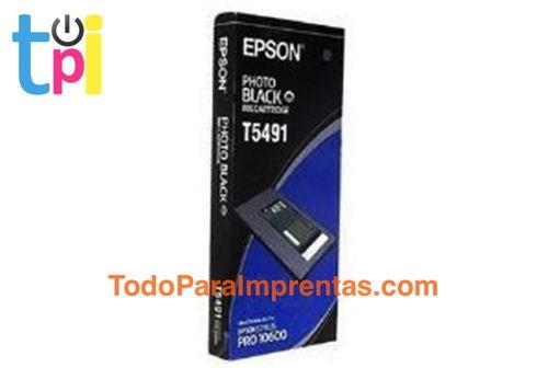 Tinta Epson 10600 Negro Foto 500 ml.