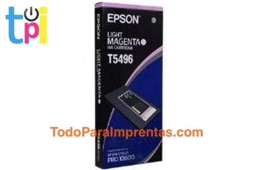 Tinta Epson 10600 Magenta Claro 500 ml.