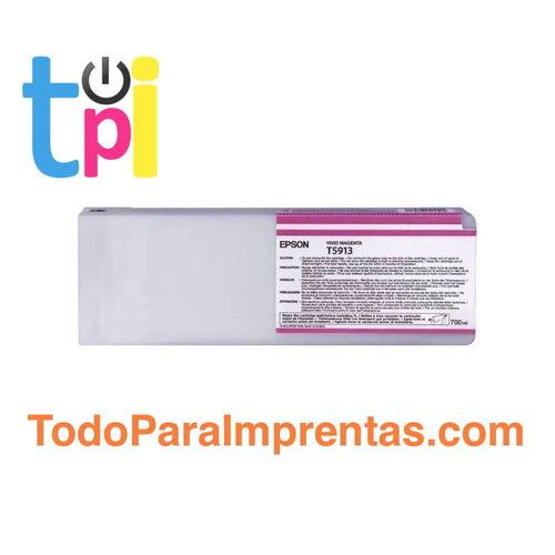 Tinta Epson 11880 Magenta 700 ml.