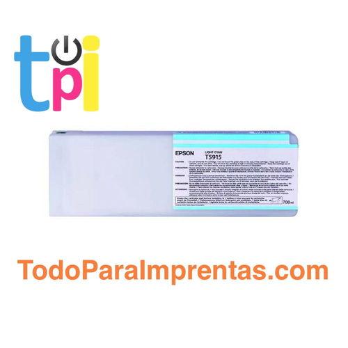 Tinta Epson 11880 Cian Claro 700 ml.