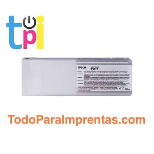 Tinta Epson 11880 Gris 700 ml.