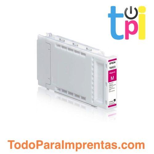 Tinta Epson SC-T3200/T5200/T7200 Magenta 110 ml.
