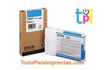 Tinta Epson StylusPro 4800/4880 Cian 110 ml.