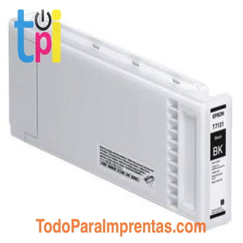 Tinta Epson C13T713100 Negro 700 ml.