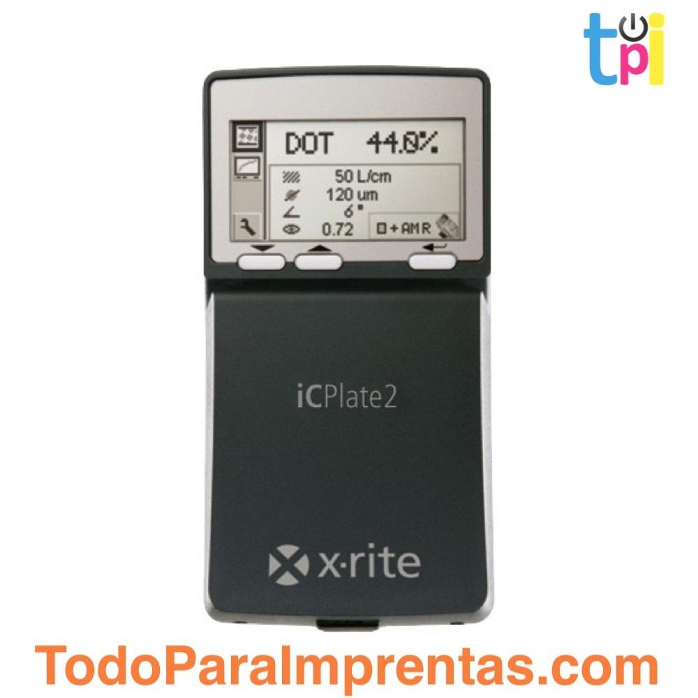 X-Rite iCPlate2 XT