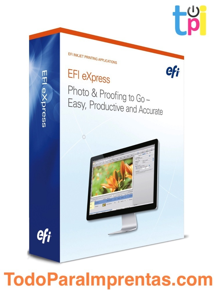 Fiery eXpress Proofing Advanced XXL