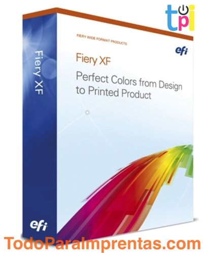 Fiery XF Production