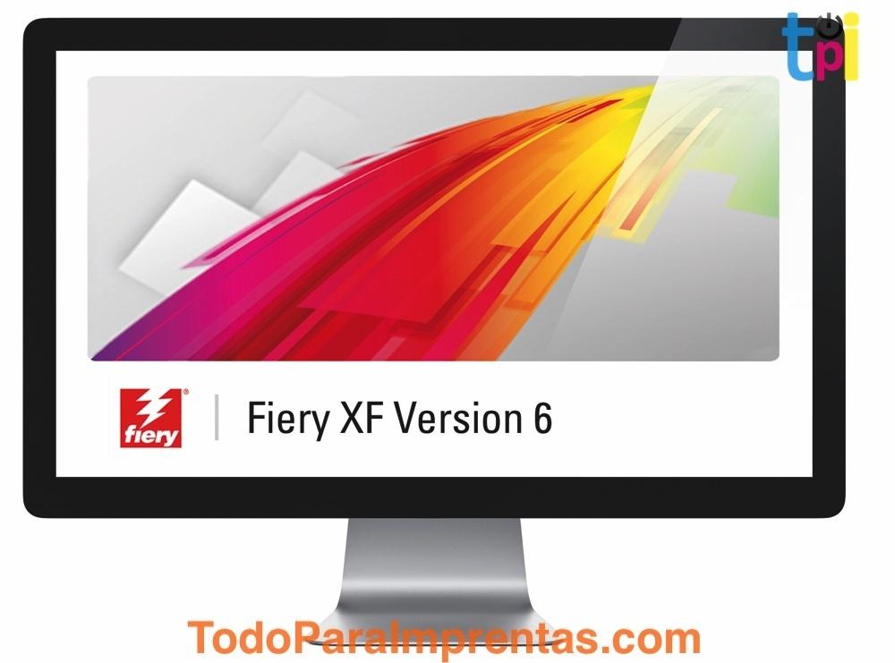 Fiery XF Production