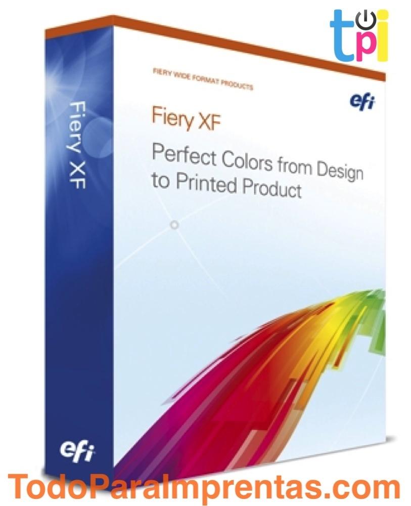 Fiery XF Print and Cut
