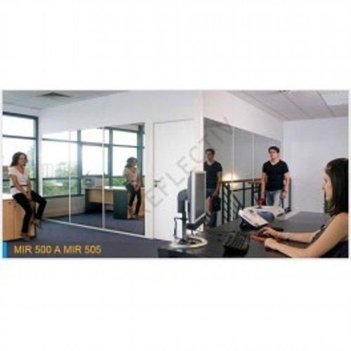 Lamina espejo sin azogue Reflectiv - MIR 500 X - Exteriores - 1520mm x 10m