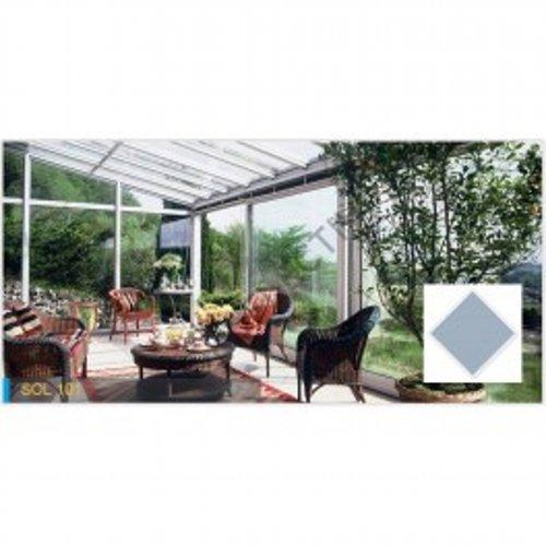 Lamina proteccion solar Reflectiv - SOL 101 - 75% - 1520mm x 2,5m