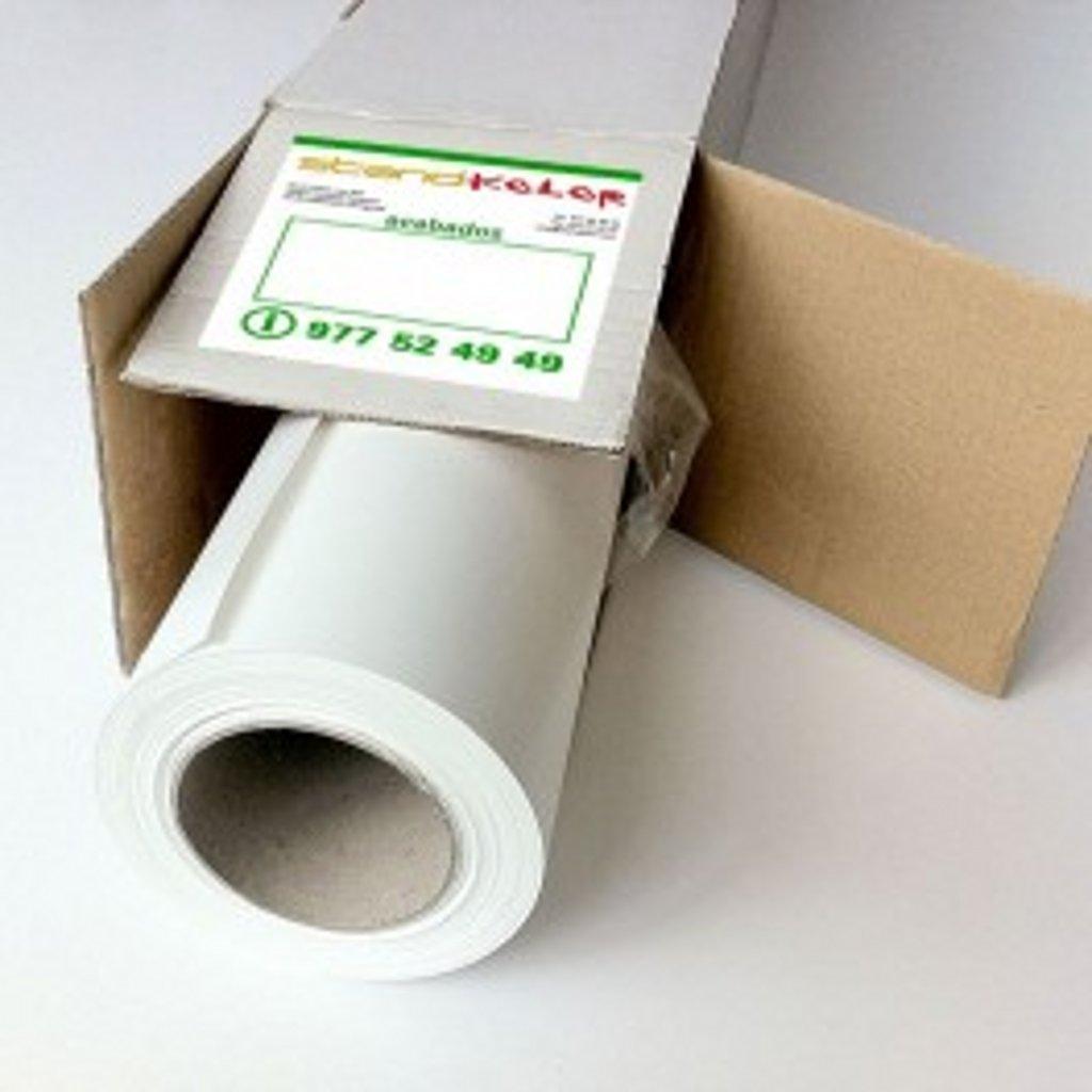 Vinilo transparente brillo Sumach Premium adhesivo permanente, 100 mc.
