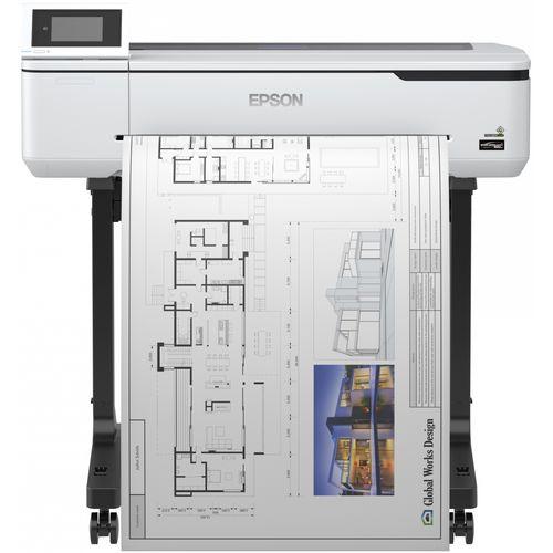 Plotter Epson SureColor T3100 A1-610mm. con pedestal