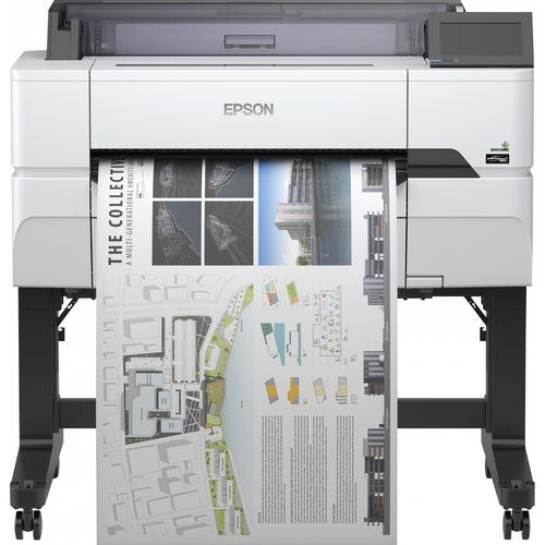 Plotter Epson SureColor T3400 A1/610mm. con pedestal