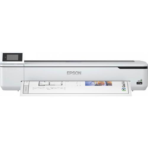 Plotter Epson SureColor T5100N A0/914mm. sin pedestal