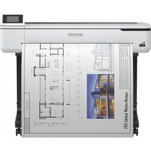 Plotter Epson SureColor T5100 A0/914mm. con pedestal