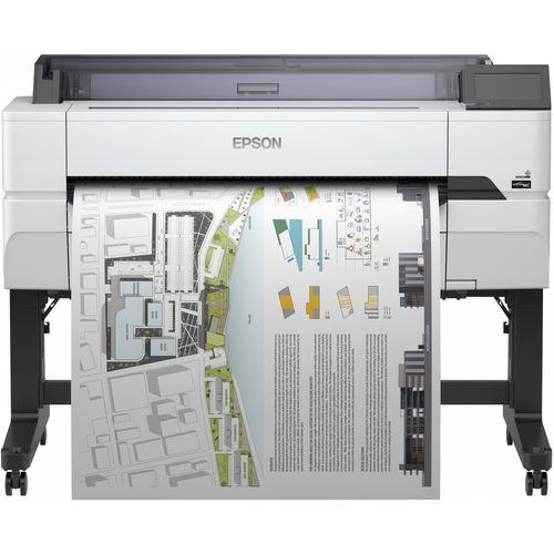 Plotter Epson SureColor T5400 A0/914mm. con pedestal